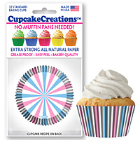 cupcake paper wrappers 9181 Reveal
